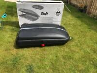Roof box brand new. 320L Never used.