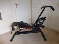 Health Rider Total Body Fitness Machine