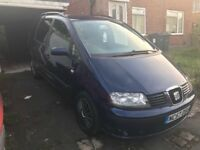 Seat Alhambra for sale 2.0 TDI, year 2007