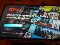 JVC SMART 4K TV WITH WIFI FREEVIEW YOUTUBE NETFLIX NEW