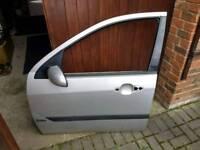Ford Focus front passenger door