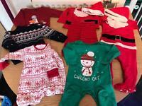 9-12 Month Christmas boys bundle