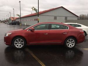 2012 Buick LaCrosse 3.6/HUD/PANO ROOF/HEATED LEATHER