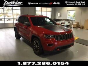 2017 Jeep Grand Cherokee Trailhawk 4x4 | LEATHER | REAR CAMERA |