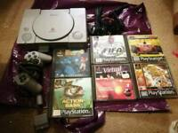 Classic PlayStation one (ps1) bundle