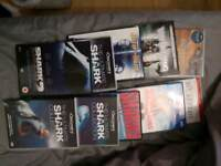 Selection of DVD