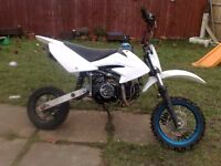 Looking for a cheap running pit bike