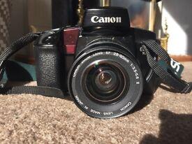 Canon 100 eos slr (35mm - not digital)