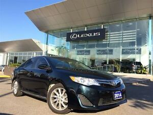 2014 Toyota Camry 3owners Btooth Sroof BUcam