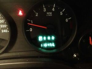 2010 Jeep Patriot SPORT  CRUISE CONTROL  AIR CONDITIONING  116,4 Kitchener / Waterloo Kitchener Area image 11