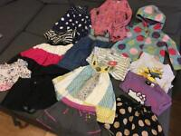 Girls Bundle clothes size 2-3 years