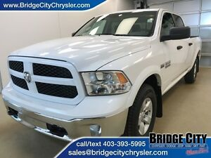 2016 Ram 1500 Outdoorsman- Backup Cam, Factory Skid Plates, LT T