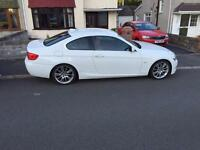 BMW 325i M Sport coupe 2010