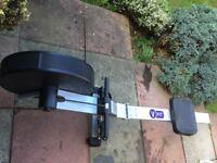 V-Fit air rowing machine
