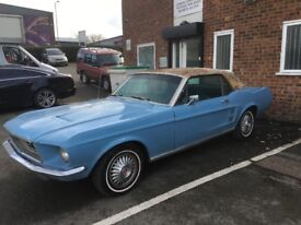 FORD MUSTANG 1967 COUPE 5 LITRE V8 302 ENGINE