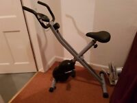 Exercise bike excellent condition!