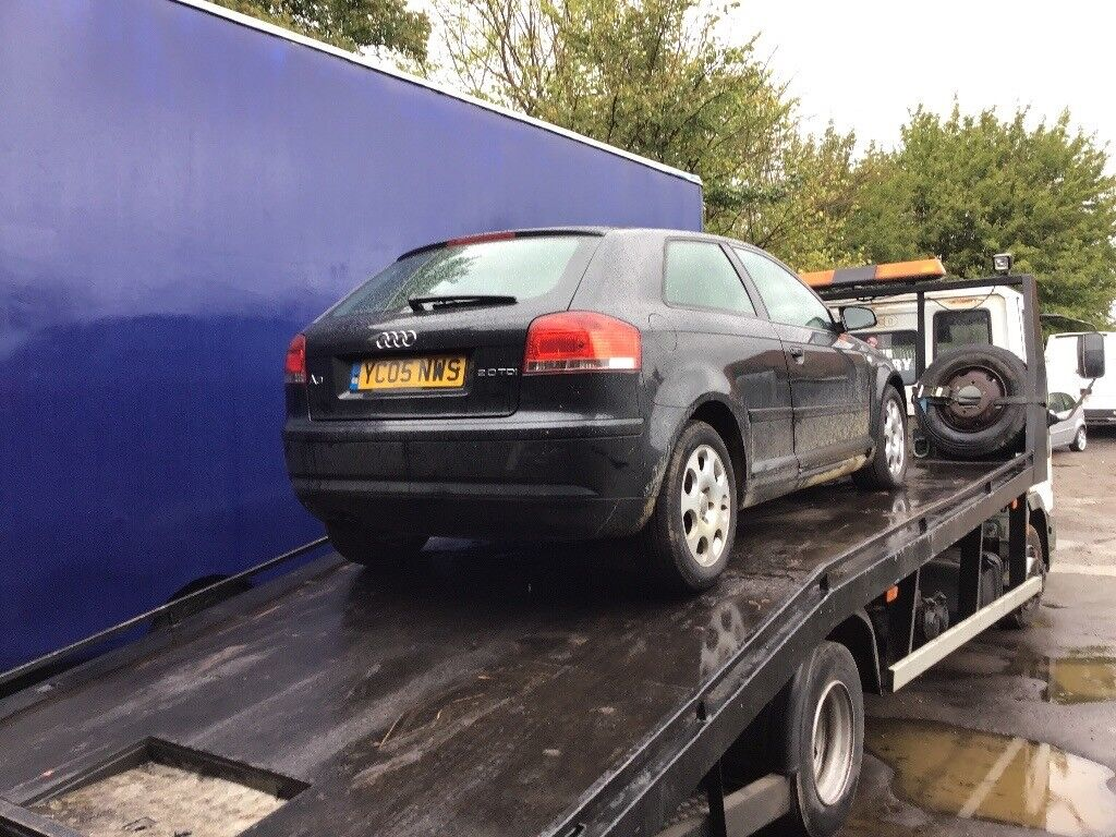 audi a3 2.0 tdi breaking for spares   in knowle, bristol   gumtree