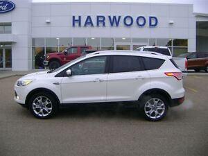 2014 Ford Escape Titanium,NAVIGATION,SUNROOF