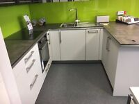 Ex Display Kitchen To Clear. Due to Alaris Banchory Showroom Refurbishment Displays must be sold