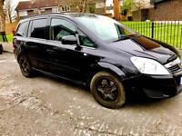 Vauxhall Zafira CDTi 1.7 Diesel