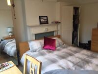 Double room in spacious Kew Gardens house