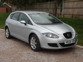 SEAT Leon Reference 5dr (grey) 2006