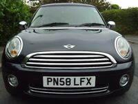 R56 BMW/MINI ONE 1.4 COOPER EXTRAS ONLY 31,326 MILES HPI CLEAR 100% SERVICE HISTORY PAN ROOF