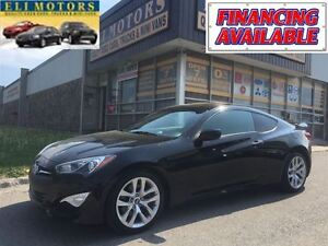 2013 Hyundai Genesis 2.0T.NAVIGATION.LEATHER.SUNROOF.18 INCH