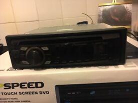 Pioneer car cd stereo