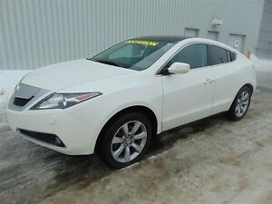 2011 Acura ZDX Technology Package