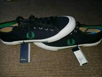 Fred Perry mens size 8