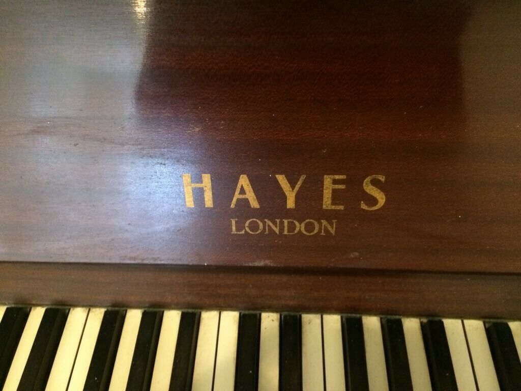 A nice good condition piano for sale