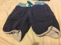 Mini Boden cotton shorts - age 4