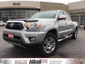 2015 Toyota Tacoma 4WD Double Cab Limited, Navigation, Running B