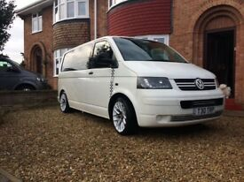 T5 Campervan stunning inside and out fully converted full 12 months MOT must be seen