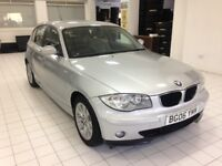 2006 BMW 118i SE 2.0 Automatic Low mileage