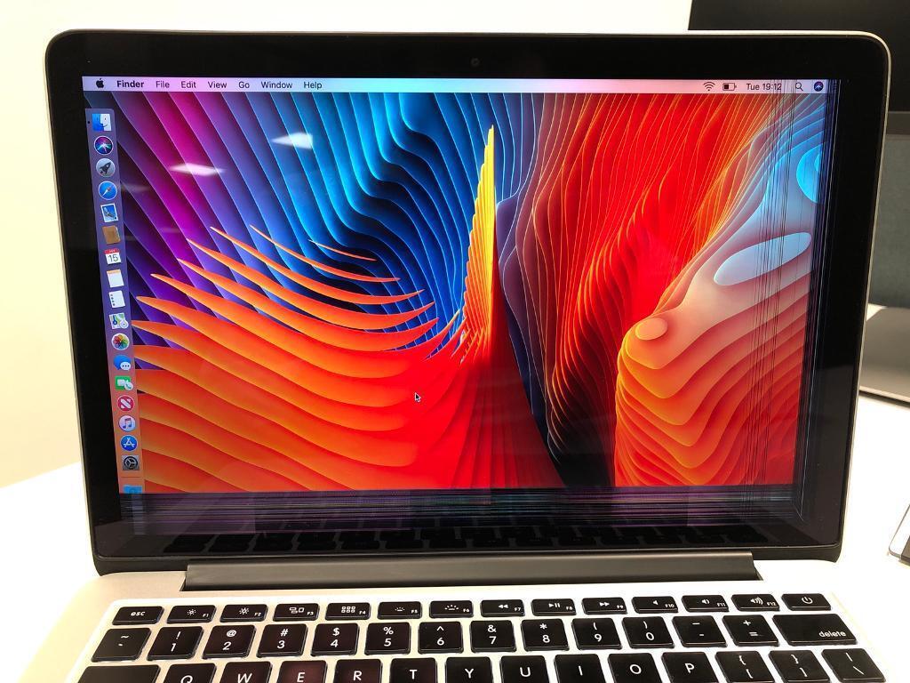 MacBook Pro retina 13' 128 gb SSD, 8gb RAM — needs new screen | in  Westminster, London | Gumtree