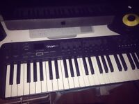 M-Audio Oxygen 49 keyboard