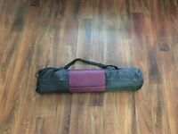 Yoga/Exercise mat (with carry case)