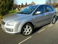 FORD FOCUS 1.8 TDCI SPORT 2007 07'REG*FSH*CHEAP TAX+INSURANCE*EXC COND*#ASTRA