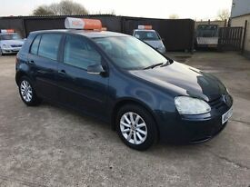 2007 Volkswagen Golf 1.9 TDI Diesel Match **Finance and Warranty** (a3,leon,polo,megane)