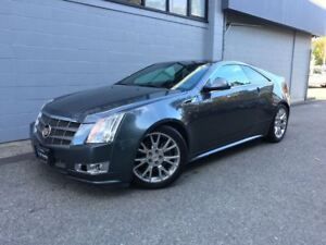 2011 Cadillac CTS Performance Collection! No Accidents!