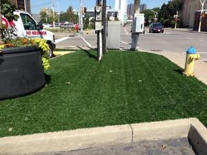 Warehouse  OFFSEASON price $1.49. Synthetic  Grass Turf Fake Lawns only $1.99 sf !!! Windsor Region Ontario Preview
