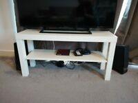 We're moving, selling good furniture cheaply: new condition TV table for £5