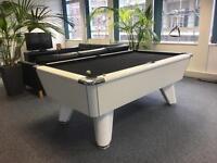 7ft Supreme Winner slate bed pool table