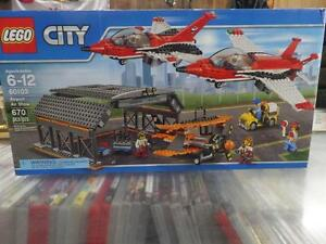Brand New Lego City Airport Air Show Kit