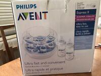 Philips Avent Express II Microwave Steriliser