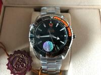 Swiss Omega SeaMaster PlanetOcean 2836 Movement Watch