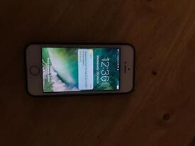 iPhone 5s 64gb - with apple leather case