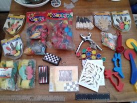 TOYS. GREAT FOR CAR BOOTY, KEEPING THE KIDS OCCUPIED, OR PARTY BAGS. OFFERS ON £30 NO TEXTS PLEASE